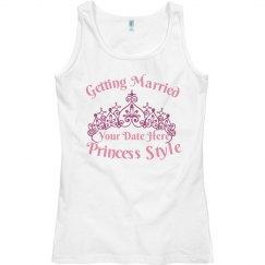Getting Married Princess
