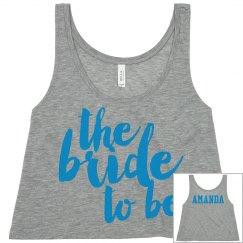 Bold Trendy Bride