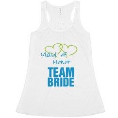 Bride team bride