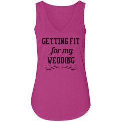 Getting Fit for My Wedding