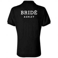 Bride Button Down
