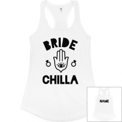 Bridechilla Custom Bachelorette