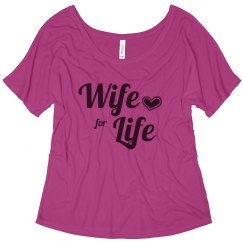 Wife For Life Heart
