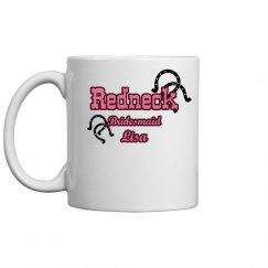 Redneck Bridesmaid Mug