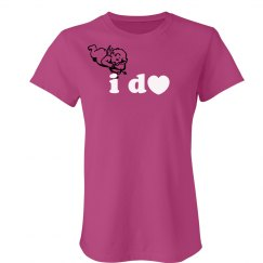 I Do Cupid Tee