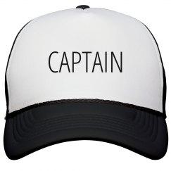 Captain Honeymoon Snap Back
