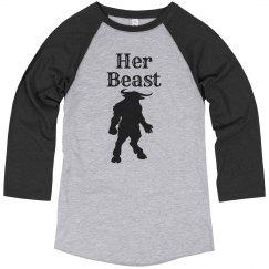 Beauty and the Beast-Beast