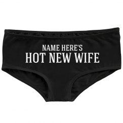Custom Hot New Wife