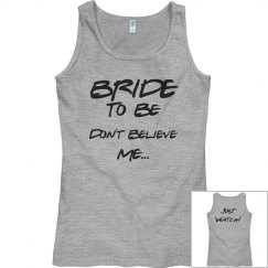 Bride just Watch