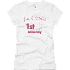 Jen & Mike's Anniversary