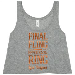 Custom Final Fling In Las Vegas