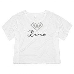 Custom Name w/Diamond