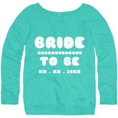 Custom Kawaii Bride To Be
