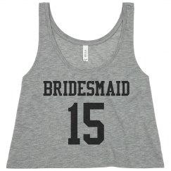 Bridesmaid Team Tank