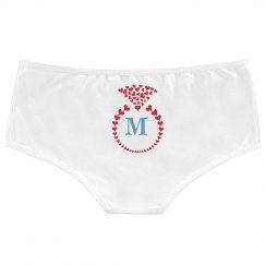 Monogram Newly Wed Undies