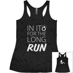 Long Run Tee