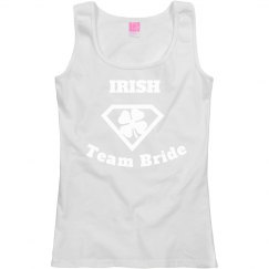 Irish Team Bride Tshirt