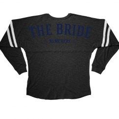 Cute & Trendy Custom Bride Gift For Bachelorette Party
