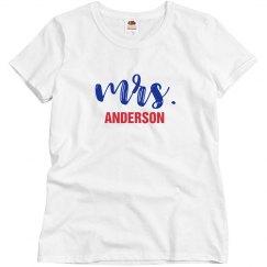 Mrs.Tshirt