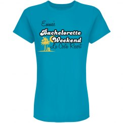 Bachelorette Weekend Tee