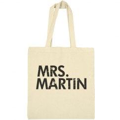 Mrs. Martin