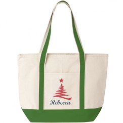 Bridesmaid Tote Christmas