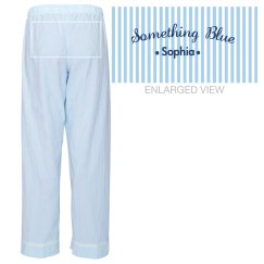 Something Blue PJ's