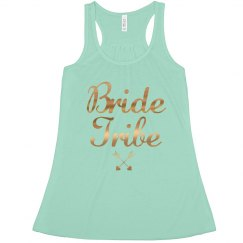 Bride Tribe Tank Top, bachelorette or bridal parties