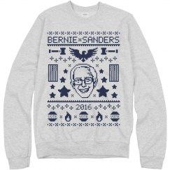This Bride Votes Bernie