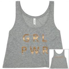 Gold Girl Power Bachelorette