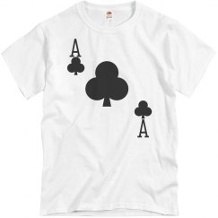 playing card tee 13