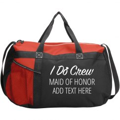 I Do Crew Custom Name