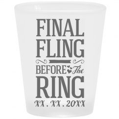 Final Fling Before The Ring Gift