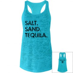 Salt Sand and Tequila