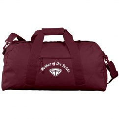 Mother of Bride Duffel Bag