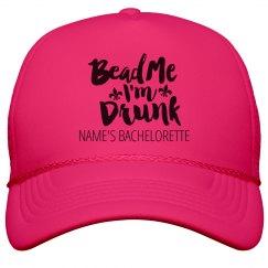 Bead Me Mardi Gras Bachelorette