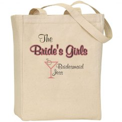 Bride's Girls Tote