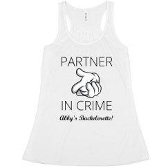 Partner In Crime Hand Gun