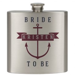 Nautical Bride To Be Gift