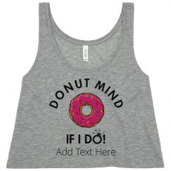 Donut I Do Wedding Pun