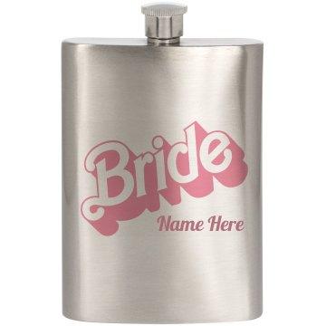 A Boozie Bride Custom Name Gift