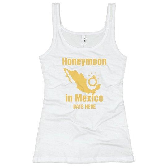 A Honeymoon in Mexico