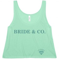 Bride & Co. Blue