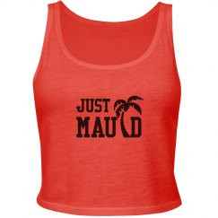 Just Mauid Tank Top