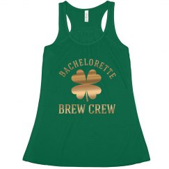 The Irish Bachelorette Brew Crew