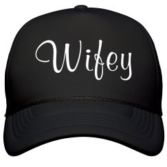 Cute Simple Wifey Design