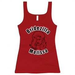 Bridezilla Devil Tank