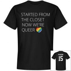 Matching Couples Rainbow