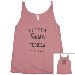 Final Fiesta Bachelorette Tank