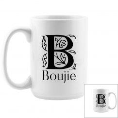 Boujie Logo